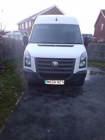 "2008 VW CRAFTER LWB 148K ""BARGAIN"" PRICED TO SELL"