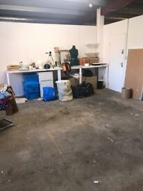 Artist, shared studio space to rent
