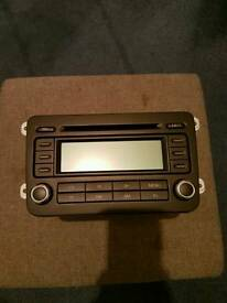 VW golf car cd player
