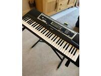 Yamaha YPT-210 electronic keyboard