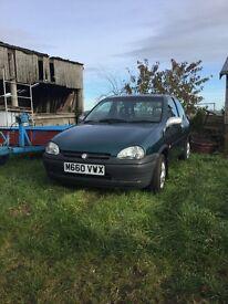 Vauxhall Corsa b