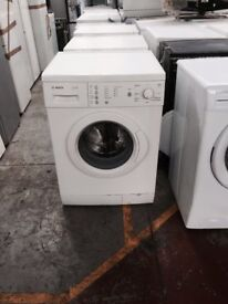 From £99 a choice of refurbished washing machines