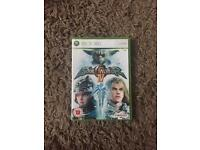 Xbox 360 game soul calibur 4 mint