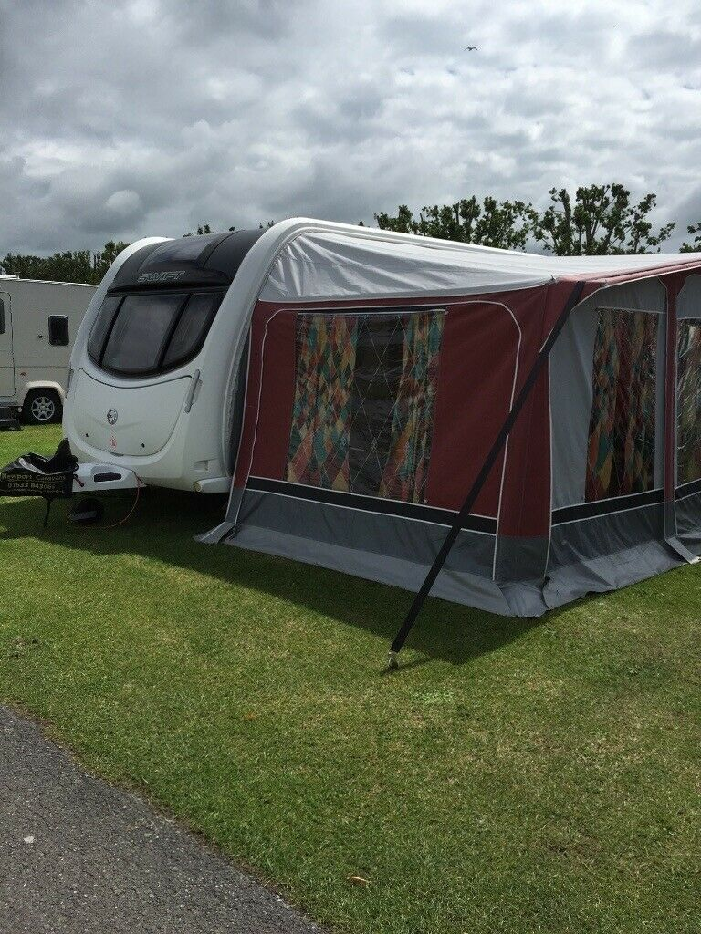 Trio Mexico 1000cm awning | in Caerphilly | Gumtree