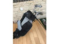 Donnay challenger golf clubs