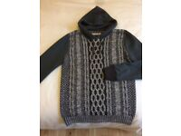 River Island gents hoodie size small (new without tags)