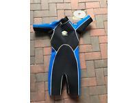 Aqua sport wetsuite