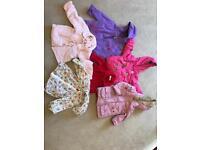 9-12 months girls Coat bundle