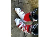 Ski Boots (4 Pairs)