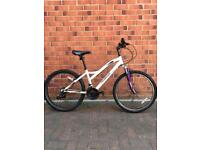 "MUDDYFOX girls mountain bike 24"" wheels size BARGAIN!"