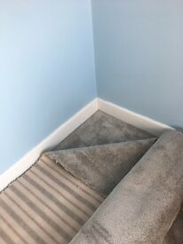 Brand New Deluxe Gray Carpet For Sale - Selling due to over order.