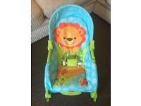 Fisher price Newborn to toddler Rocker chair