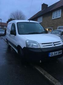 Newly Fitted, Citreon Belingo 1.9 Diesel WHITE Van