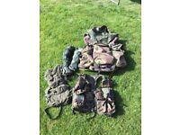 British army rucksack 2001 dpm