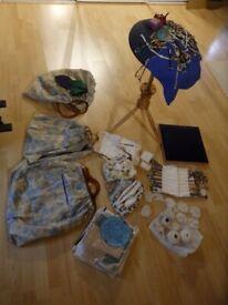 Lace making set