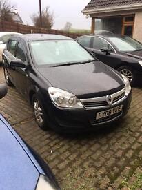 Vauxhall Astra. Full years MOT
