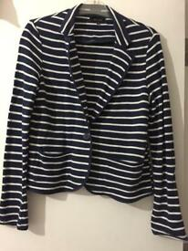 Stripy blazer