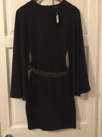 New RI Black Dress
