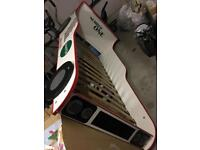 Child's Racing Car single bed frame