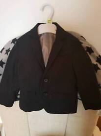 Black Suit Jacket 1 and a half - 2 years old