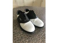 Size 1 Dunlop Junior Golf shoes