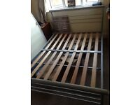 Double bed frame free GONE STC