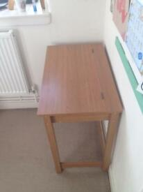 Desk with lifting lid for sale