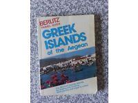 Greek Islands of the Aegean - Berlitz Travel Guide