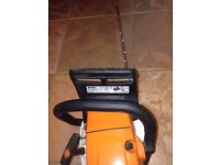 Sthil ms261 chainsaw
