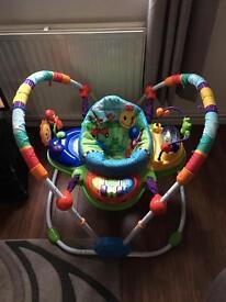 Baby Einstein bouncer