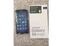 S6 edge 64g on EE excellent condition full working