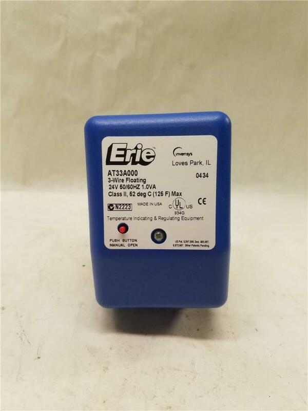 Erie 24V 3-Wire Floating Modulating