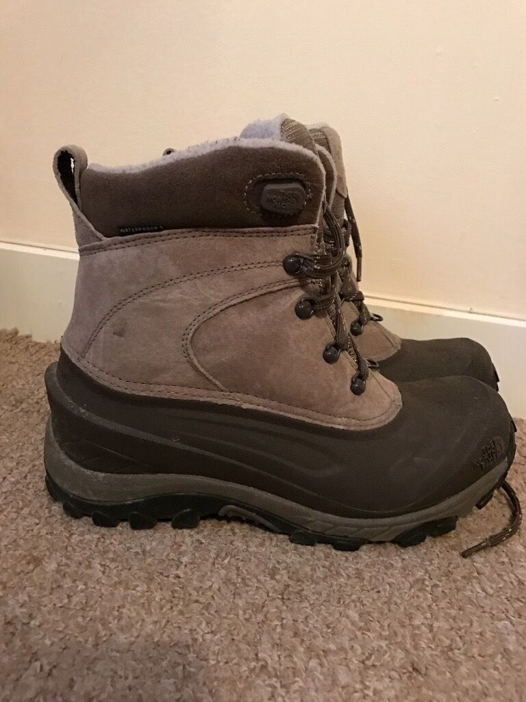 North Face Expedition boots