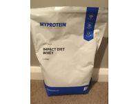 My Protein - Impact Diet Whey - Latte Flavour