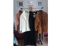 Assorted clothes size 16 - 18 buyer to collect