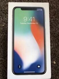 iPhone X 64gb ee