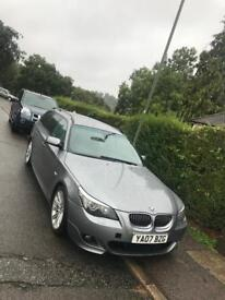 BMW E61 530d M Sport estate with full service history