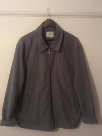 Men's Harrington-Style Jacket