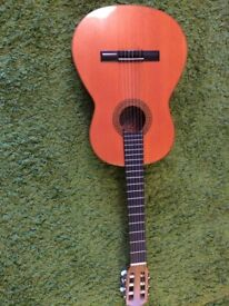 Classical Spanish Guitar with soft case