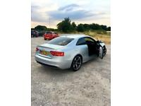 Audi A5 S line Black Edition Quattro diesel **REDUCED** QUICK SALE
