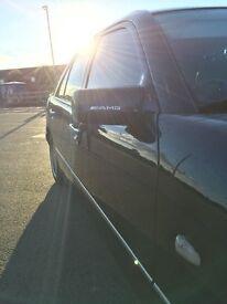 May swap? Mercedes e240 v6 Amg 5 door petrol