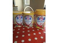 Sma number 2 follow-on milk 6+months