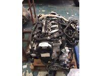 Jaguar XF 2.2L 4 cylinder turbo diesel engine & transmission- Mileage 50k