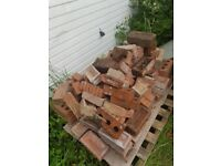 Free to collect bricks