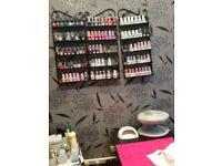Hair & Nail Shop to Rent
