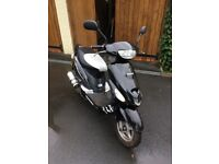 Lexmoto SCOUT 49 Moped