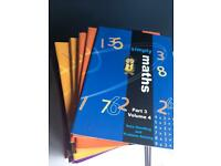 Simply English and maths Tutuion books for school