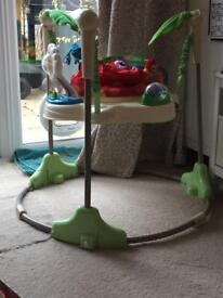 Jumperoo not working