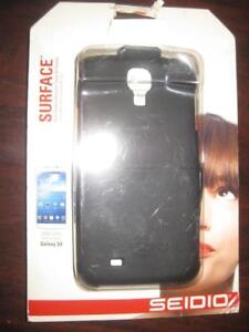 Samsung Galaxy S4 Seidio Surface Case. Holster Combo. Protect Smart Phone Camera. NEW