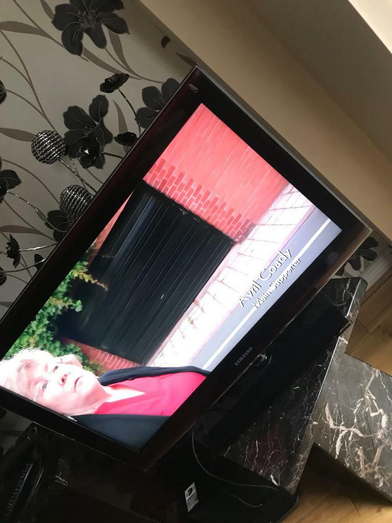37 inch Samsung Tv PRICE can be NEGOTIATED